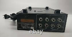 Sansui AX-3S Sound Consolette Audio Deck Mixer Preamplifier from Japan Working