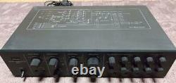 Sansui AX-7 Sound Consolette Audio Deck Mixer Preamplifier Used JUNK from Japan