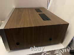 Sansui G-3500 Walnut Cabinet From Original Owner Non-smoker GREAT SOUND