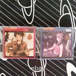 Serial Experiments Lain Cyberia Mix Sound Track Soundtrack CD From Japan 1998 jp