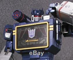TAKARA TOMY Transformers Masterpiece MP13 Sound Wave Genuine from japan