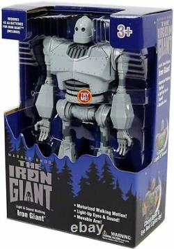 THE IRON GIANT 2020 Light & Sound Walking Figure 14 Anime Box New From Japan