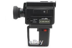 TOP MINT MINOLTA XL-660 SOUND SUPER 8 Movie Camera 7.5-45mm F/1.7 From JAPAN