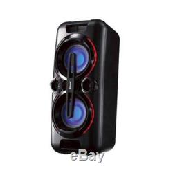 TOSHIBA TY-ASC60K Home Audio Portable Sound System Bluetooth Black from Japan