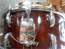 The Great Gretsch Sound 4153w Snare Drum Shipped from Japan Serial 57683