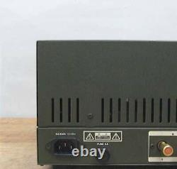 Tokyo Sound Integrated amplifier (tube type) VALVE300 S / N 99100893 From JAPAN