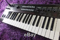 USED KORG R3 Synthesizer Vocoder Analog sound from Japan 160606