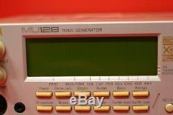 USED YAMAHA MU-128 Sound Module Tone Generator from Japan U798 191213