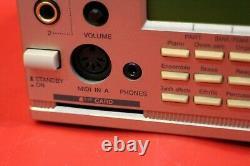 USED YAMAHA MU-2000 EX Sound Module Tone Generator from Japan U783 191213