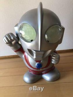 Ultraman piggy bank with Loud Sounds From Japan Free shipping