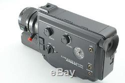 Un Used with Case ELMO Super 8 Sound 240S-XL 8mm Movie Camera From Japan #361