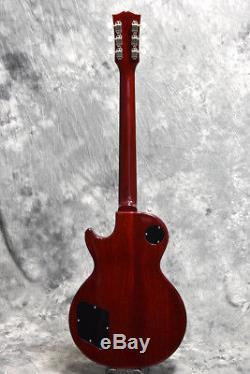 Used Crews Maniac Sound KTR LS-02 SPL Cherry Electric Guitar From Japan