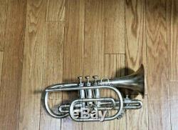 Used Item Besson New Standard Cornet Well Maintained Creamy Sound From Japan