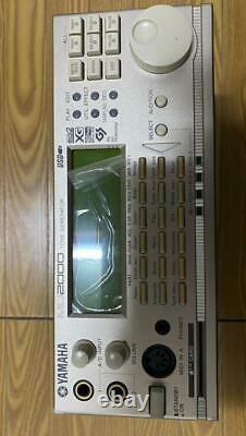 Used MU-2000 YAMAHA Sound Module Tone Generator from Japan FREE SHIPPING