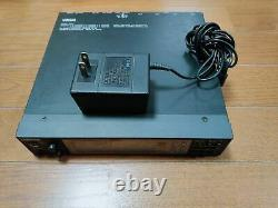 Used MU-90 YAMAHA Sound Module GM XG with Manual Operation confirmed from Japan