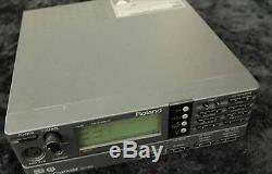 Used ROLAND Synthesizer sound module sound module SC-88 ZG36440 F/S from Japan