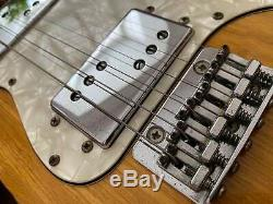 Very Cool Old Vintage Japanese Greco Spacey Sounds Thinline Telecaster From 1980