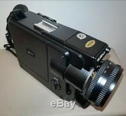 Vintage Movie Camera YASHICA SOUND 50XL MACRO SUPER 8 from JAPAN