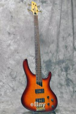 Washburn KE-1250 Kip Winger Signature Electric Bass Guitar used from japan sound