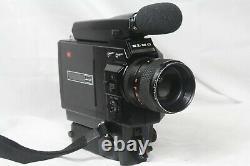 Working ELMO SUPER 8 SOUND 612S-XL MACRO Super 8 Movie Film Camera from Japan
