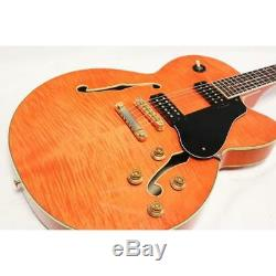 YAMAHA AES-1500 Electric Guitar Semi-acoustic guitar used from japan sound