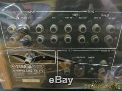 YAMAHA CA-2000 Integrated Amplifier Amp for Audio Sound Used from Japan