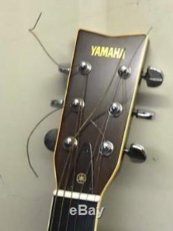 YAMAHA FG252B Acoustic Guitar used Excellent condition from japan sound 6 String