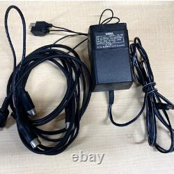 YAMAHA MU 100 TONE GENERATOR Rack MIDI Sound Module From Japan Used