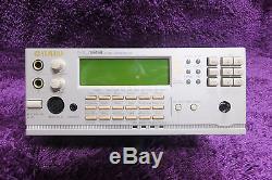 YAMAHA MU-128 XG Sound Module/MU128, Motif, VL, WX, PLG, A2b from Japan 160711