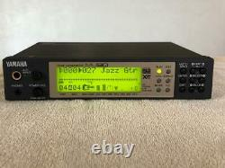 YAMAHA MU-90 Sound Module GM XG withAC Adapter Used Operation confirmed from Japan
