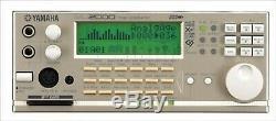 YAMAHA MU2000 MU-2000 Tone Generator Sound Module from Japan Fast Shipping Used
