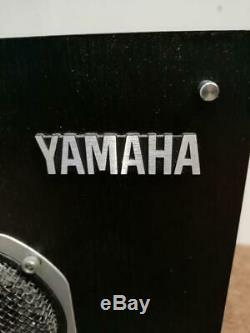 YAMAHA NS-1000MM Theater Sound Speaker System Vintage Speaker From Japan