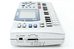 YAMAHA QY100 Music Sequencer XG Sound New Internal battery With64MB Card From JP