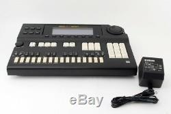 YAMAHA QY300 Music Sequencer Sound Module withPower Supply Exc+ from Japan #6526