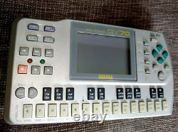 YAMAHA QY70 Music Sequencer Demo Pattern Sound output Midi XG Silver From Japan