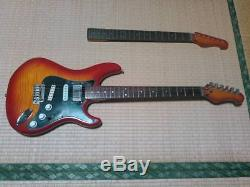YAMAHA SESSION II 903P Electric Guitar Excellent condition sound from japan