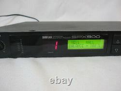 YAMAHA SPX900 Professional Multi-Effect Sound Processor from Japan