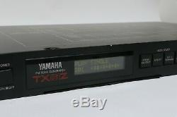 YAMAHA TX81Z FM Tone Generator Synthesizer Made From Japan Perfect Sound