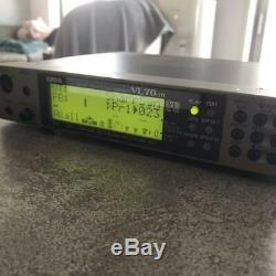 YAMAHA VL70-m Synthesizer Virtual Acoustic Sound Module withAC Adapter From Japan