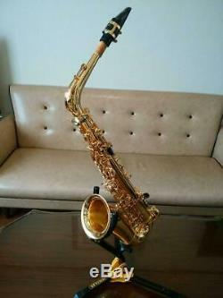 YAMAHA YAS-62LSE Alto Saxophone Used Excellent+++ from japan sound