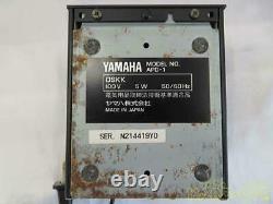YAMAHANatural Sound RF Demodulator Working Used from Japan FedEx