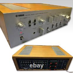 Yamaha CA-1000 Integrated Amplifier Natural Sound Stereo from Japan