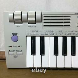 Yamaha CBX-K1XG MIDI Sound Keyboard Synthesizer 37-keys with Adapter from Japan