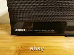 Yamaha Digital Sound Projector(Soundbar) YSP-4100 Used from Japan