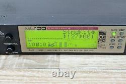 Yamaha MU100 Tone Generator Sound Module Synthesizer from Japan