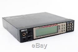 Yamaha MU100 Tone Generator XG Sound Module Synthesizer From JapanExcellent+++