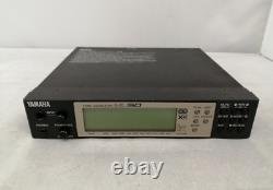 Yamaha MU50 XG Sound Module Tone Generator From Japan Used