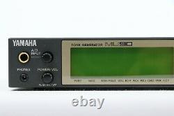Yamaha MU90 Tone Generator XG Sound Module Synthesizer From Japan