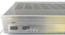 Yamaha MX-35 Natural Sound 2/4 Channel Power Amplifier From Japan