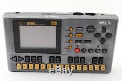 Yamaha QY22 qy 22 sequencer sound module Excellent+ from Tokyo Japan #388675